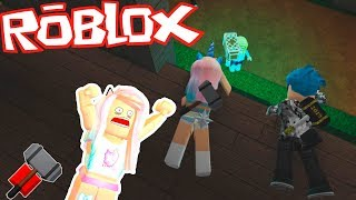 SALUDAMOS A LA BESTIA l FLEE THE FACILITY l ROBLOX