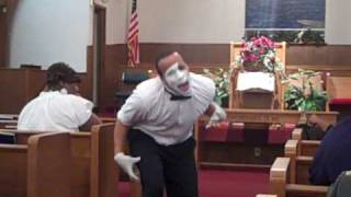 "Genesis Mime Ministry miming to ""Dear God"" Smokie Norful"
