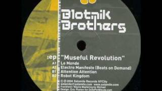 Blotnik Brothers - Robot Kingdom