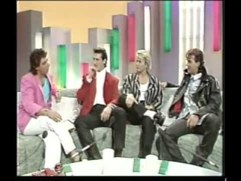 SPANDAU BALLET BBC SATURDAY PICTURE SHOW with Gary Davies