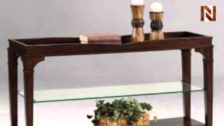 Monarch Sofa Table S240-03 By Fairmont Designs