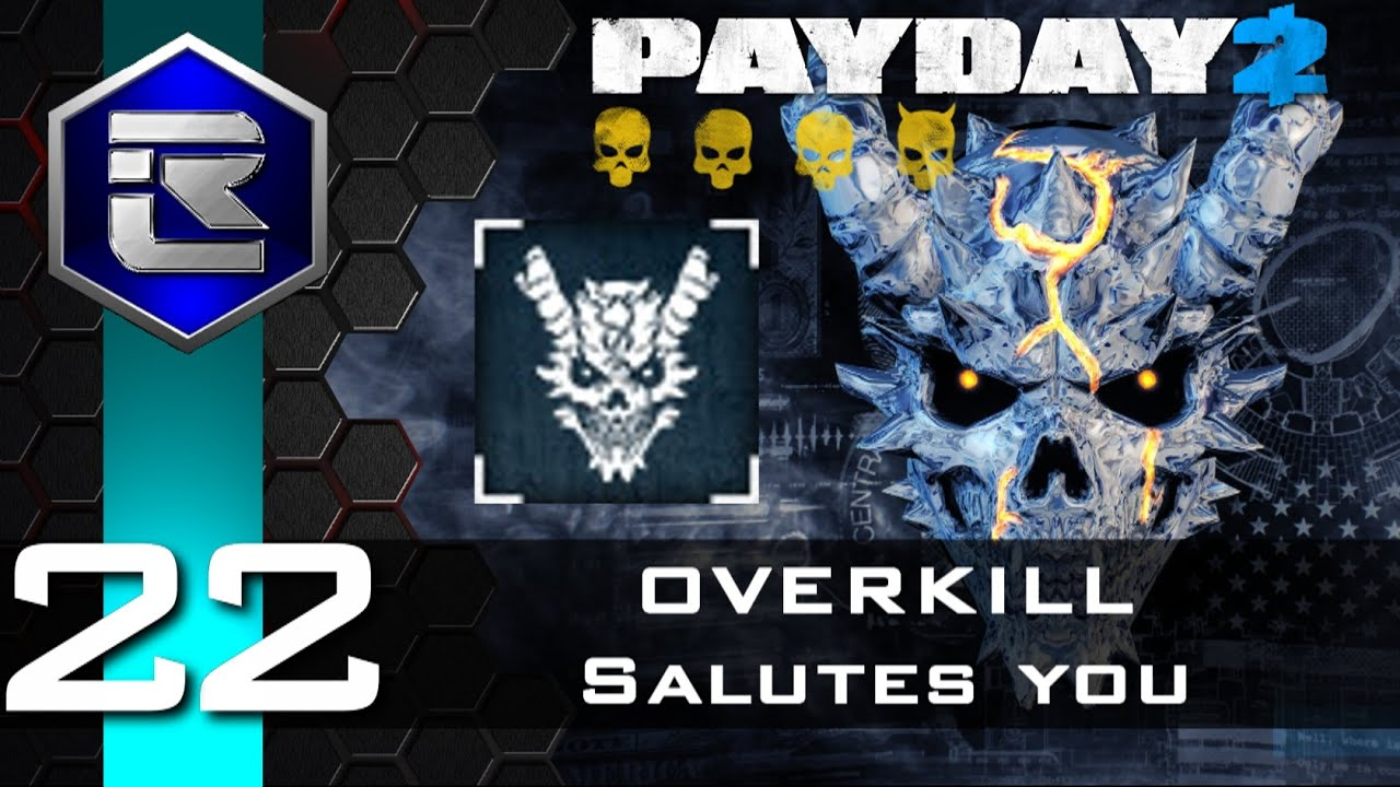 overkill salutes you achievement