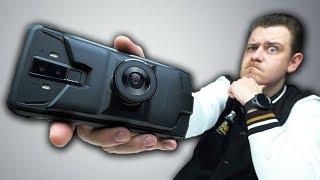 Смартфон Трансформер с Ночным Видением! Doogee S90
