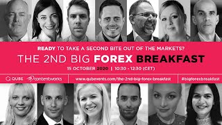 QUBE Forex Webinar 2020: The Big Forex Breakfast - The 2nd Bite #qube #webinars #forex