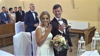 Teledysk ślubny. Justyna i Piotr.