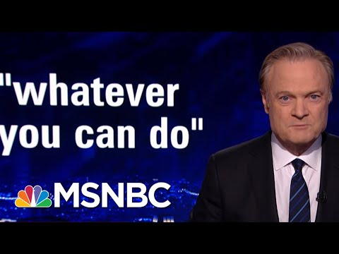 What's The Deal With The WH Memo Of The Trump-Zelenskiy Call? | The Last Word | MSNBC