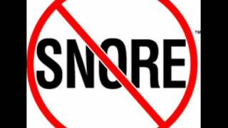 Got A Snoring Problem? - Sona Anti Snore Pillow
