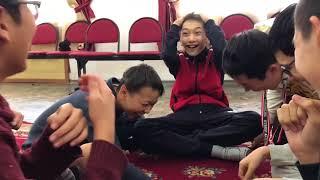 Блог «Көкiл»: Выпуск №18 — Казахские народные игры