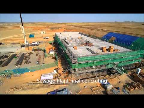 NUBIA Progress #2015 07 03   New Ulaanbaatar International Airport Project 2