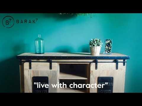 Live With Character Industriel Buffet Buffet Live With Industriel Character J3K1TFcul5