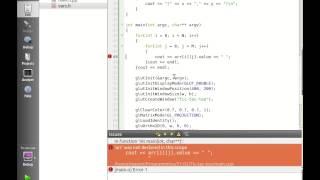 Как создать игру: Крестики-нолики на OpenGL, C++. Tic-tac-toe: Let's make the game!