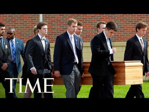 Thousands Attend Otto Warmbier's Funeral, The Student Who Died After Detention In North Korea | TIME