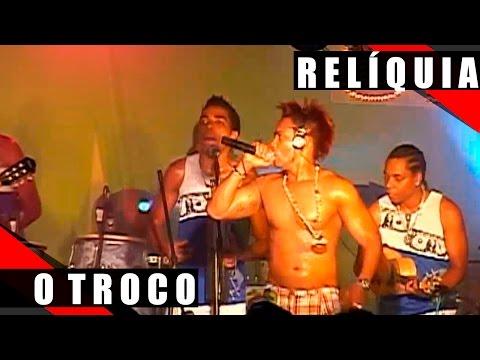 Mario Brasil O TROCO AO VIVO DVD RELÍQUIA