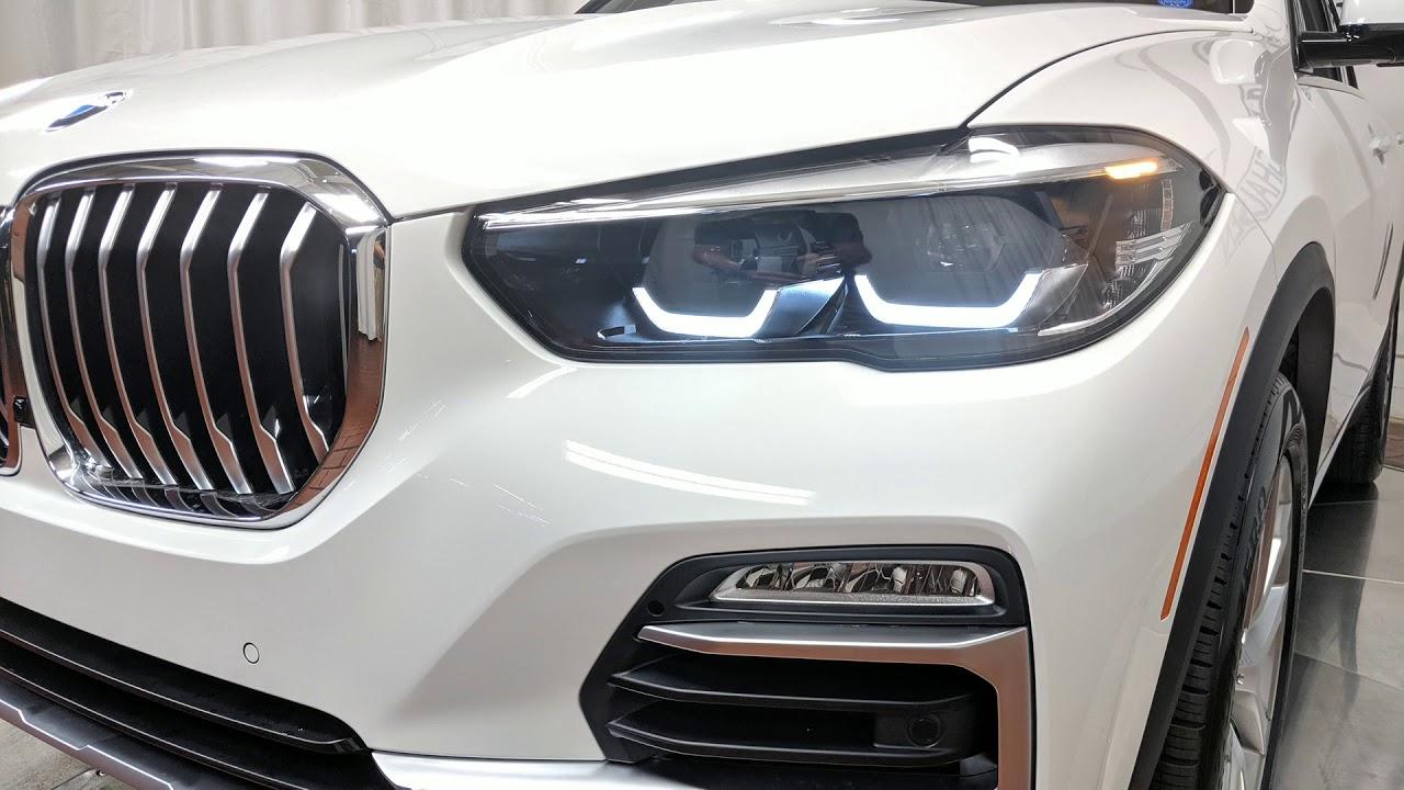 2020 Bmw X5 Alpine White