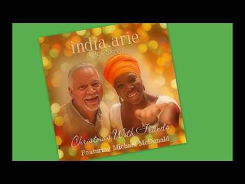 MERRY CHRISTMAS BABY India Arie Joe Sample Michael McDonald