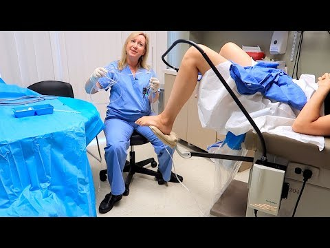 LIVE IVF HYSTEROSCOPY PROCEDURE & RESULTS