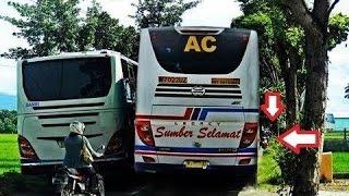 Download Video Gak Terima Di Salip Bus Ini Saling Adu Balapan Di Jalan, Membuat Netizen Merinding MP3 3GP MP4