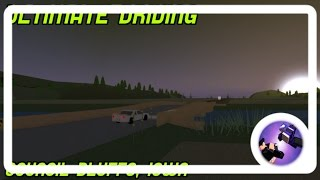 Roblox Ultimate Driving: Council Bluffs, Iowa!