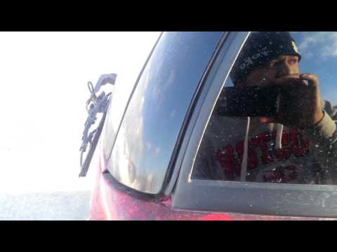 2 American Bass Xfl 15s  On A Ppi Black Ice 7k @ 1 Ohm