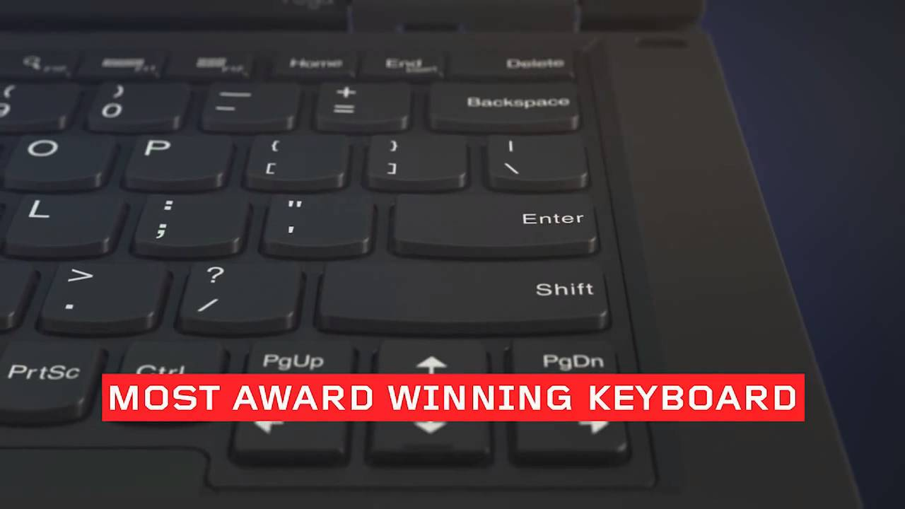 Lenovo ThinkPad Lift N Lock Keyboard