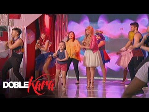 Doble Kara: Sara's surprise performance