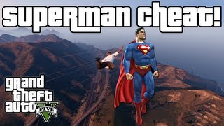 grand theft auto 5 superman flying cheat code tutorial skyfall gta 5 xbox 360 ps3