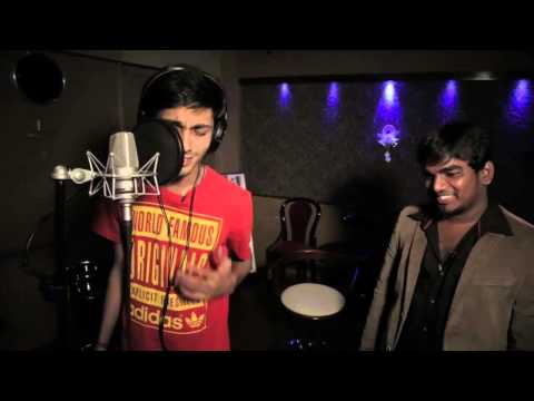 Dandanakka SonG Romeo Juliet Making Video  Anirudh Ravichander, D Imman