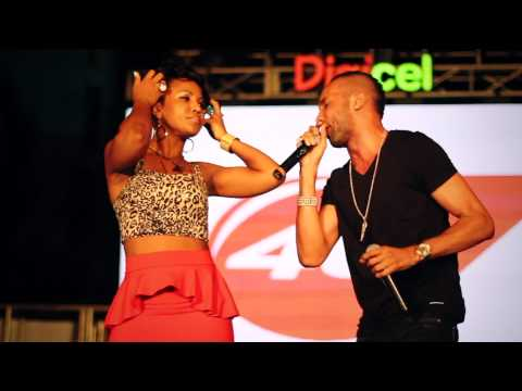 "CHAM AND ""O"" TOUCH ROAD, DIGICEL 4G LAUNCH PT.2  #TEAMCHAMTV thumbnail"