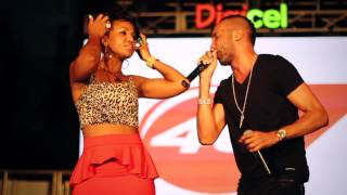 "CHAM AND ""O"" TOUCH ROAD, DIGICEL 4G LAUNCH PT.2  #TEAMCHAMTV"