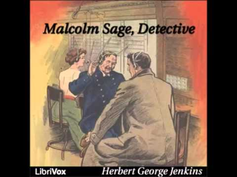 Malcolm Sage, detective (FULL Audiobook)
