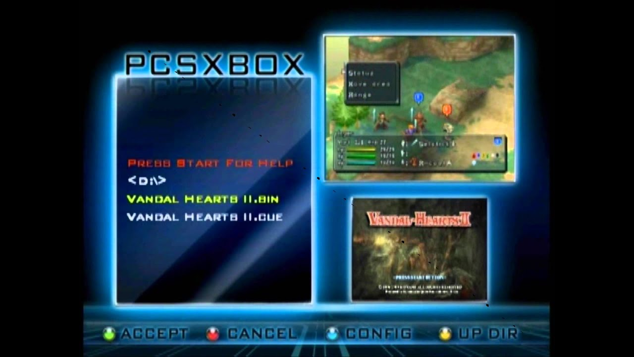 pcsxbox v18