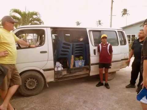 Tonga Trip 2012