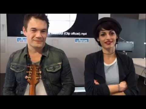 Superbus - Live acoustique + interview @Le Parisien