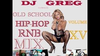 ✅  OLD SCHOOL RNB HIP HOP MIX 90's VOL.15