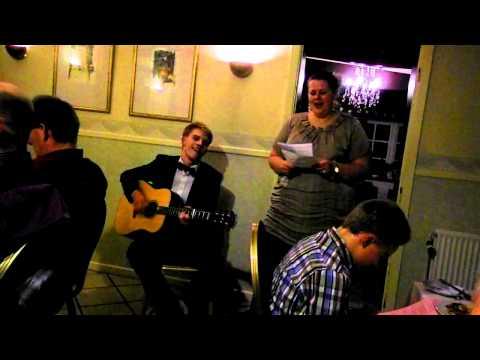 Danish Wedding Singer