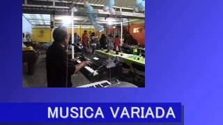 Baixar contrataciones tecladista musica variada o marimba con luis alberto cruz