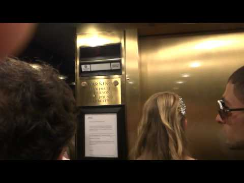 COMPLETE EPIC FAIL in the Dover Impulse Traction Elevators at The Islandia Marriott in Hauppauge