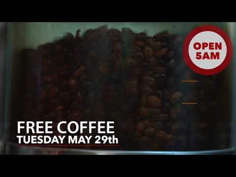 Old Stone: FREE COFFEE DAY