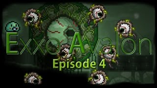 Terraria Exxo Avalon - Episode 4 - Bacterium Prime