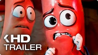 SAUSAGE PARTY Trailer German Deutsch (2016)