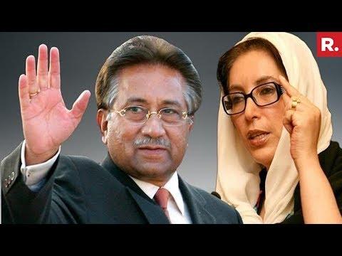Benazir Bhutto Assassination Verdict: Musharraf Declared As An Absconder