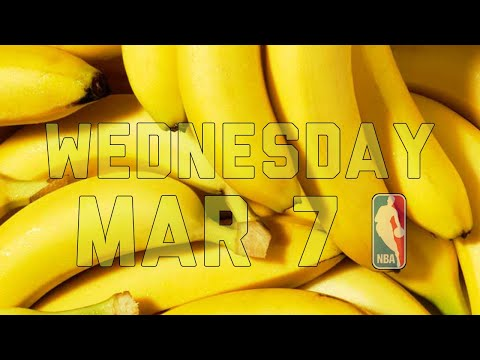 NBA Daily Show: Mar. 7 - The Starters