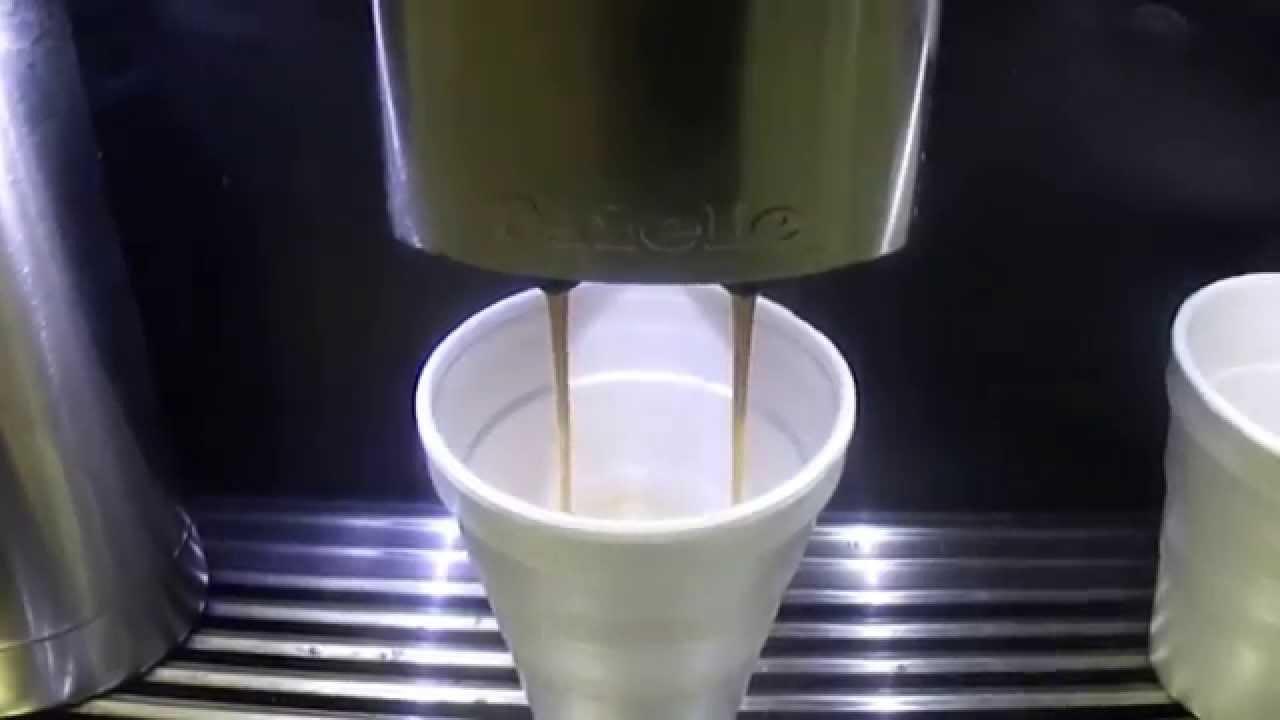 miele cva 4062 super automatic coffee espresso cappuccino machine for sale youtube. Black Bedroom Furniture Sets. Home Design Ideas