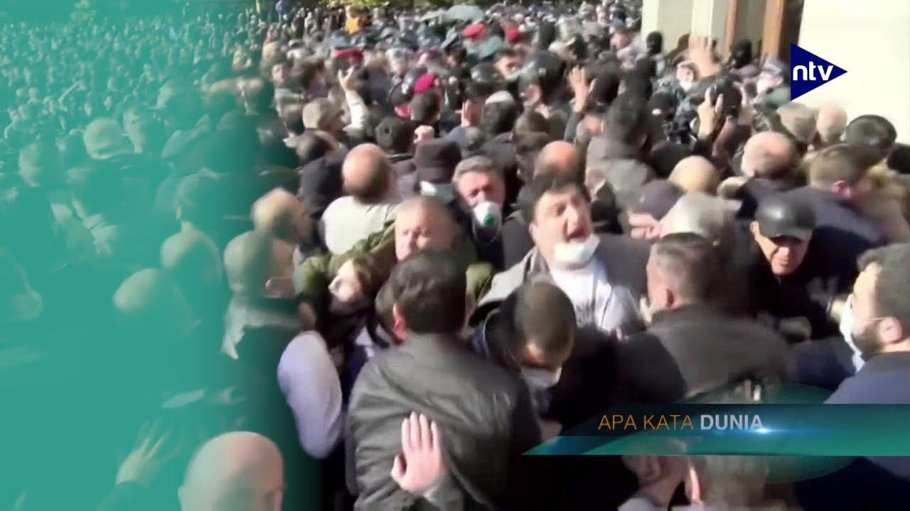 Berunding dengan Azerbaijan, Perdana Menteri Armenia Dituntut Mundur
