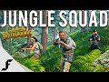 JUNGLE SQUAD - PUBG Savage Gameplay ( Playerunknown's Battlegrounds )