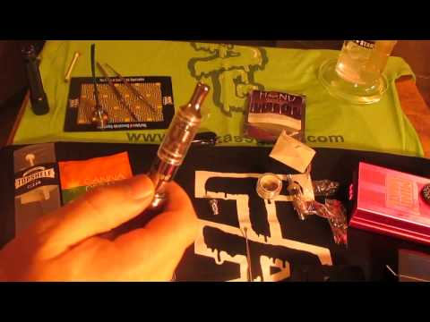 HOW TO DAB THC WAX, SHATTER, AND RSO OIL WITH A VAPORIZER PEN