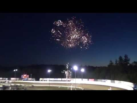 Skagit Speedway, Dirt Cup 2017, Night 3, ASCS National Series A-Main (40 Laps)
