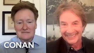 Martin Short Is Obsessed With Doing Everything Correctly In Quarantine - CONAN on TBS