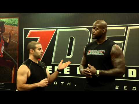 EXTREME WORKOUT with NFL Star Tra Thomas