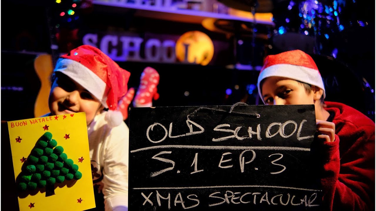 Old School - Christmas Spectacular!